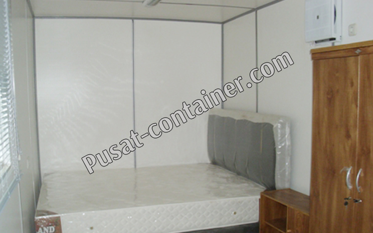 1 bedroom container
