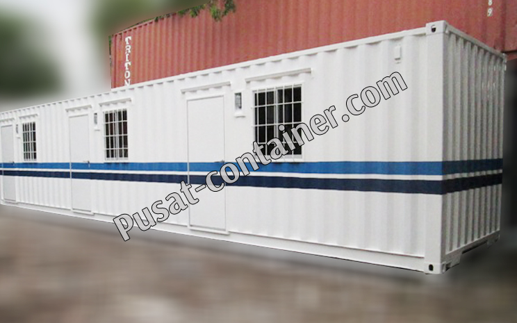 2 office container 40 feet