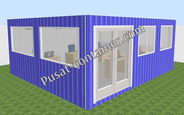 office container tundem 2