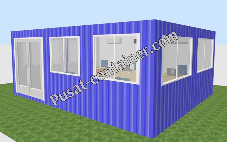 office container tundem 3
