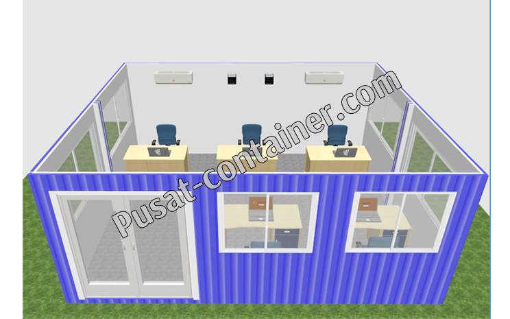 office container tundem 5