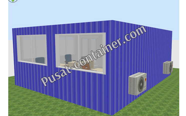office container tundem 6