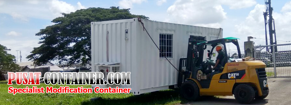 2 Office Container